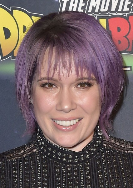 Monica Rial as Bulma in Goku vs Superman (Animated)