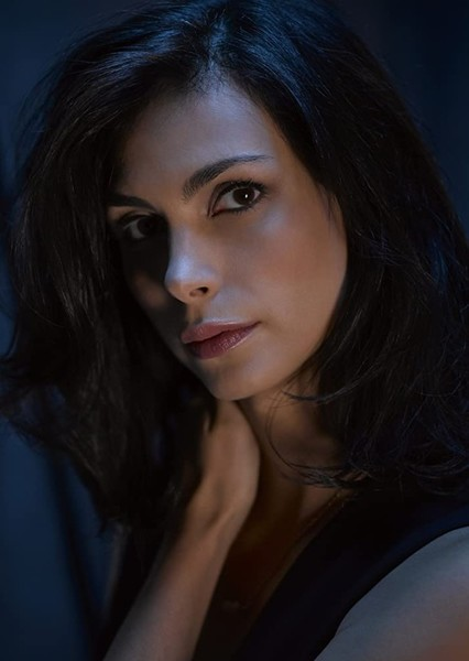 Morena Baccarin as Prime/Regime Wonder Woman in Injustice: Gods Among Us [Season VI] (2040)
