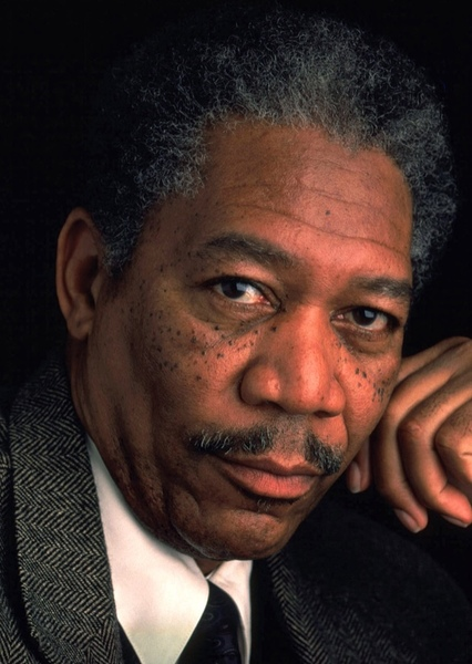 Morgan Freeman as Roebuck Wright in The French Dispatch (1991)