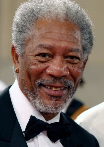 Morgan Freeman as Jay Allen in Superhero Movie (Done Differently)