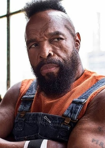 Mr. T as Mr. T in Chowder (Revival)
