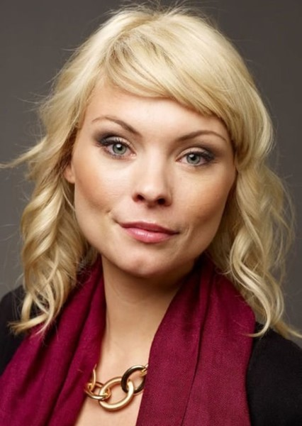 MyAnna Buring as Dr. Elena Rhyzkov in Sneakers (modern remake)