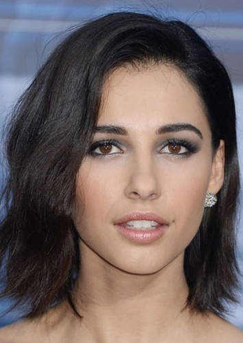 Naomi Scott as Lois Lane in The Perfect Superman Movie