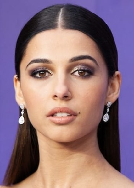 Naomi Scott as Sasha Braus in Attack On Titan