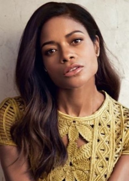 Naomie Harris as Zoe Mortez in Disney's fast and easy