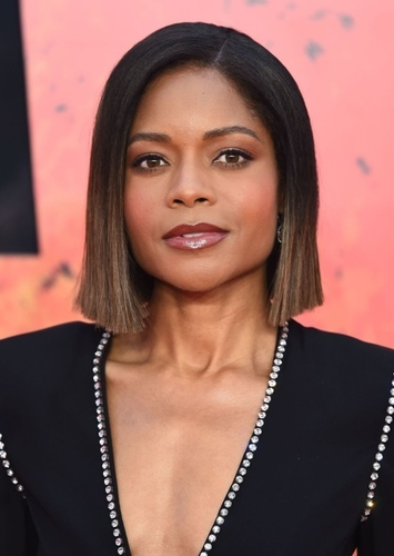Naomie Harris as Jimmy Starr in Austin & Ally (Genderswap)