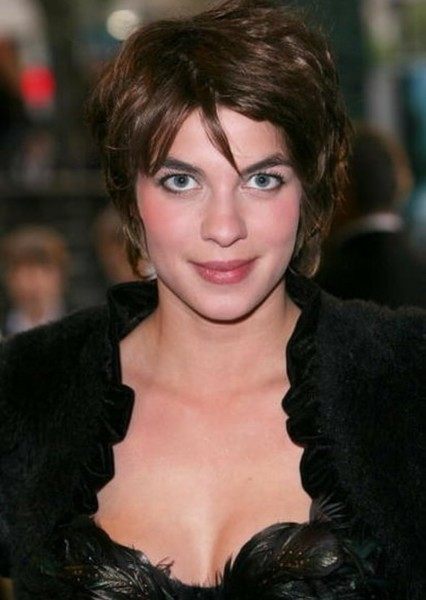 Natalia Tena as Shelob in Middle Earth: shadow of war