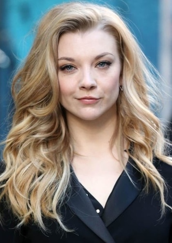 Natalie Dormer as Amora in Loki