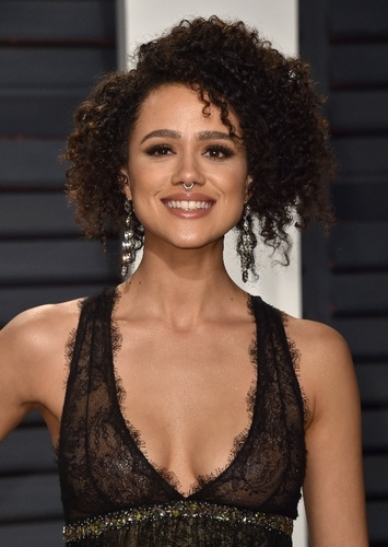 Nathalie Emmanuel as Fallon Grey in Thunderbolts (MCU)