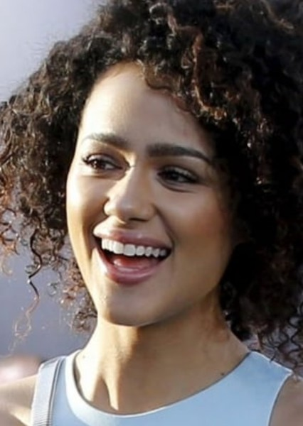 Nathalie Emmanuel as Ramsey in War of the Furious