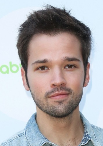 Nathan Kress as Blue Ranger in Power Rangers Next Adaptations: Ryusoulger