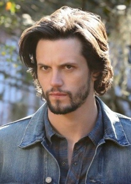 Nathan Parsons as Chris Halliwell in Charmed Legacy