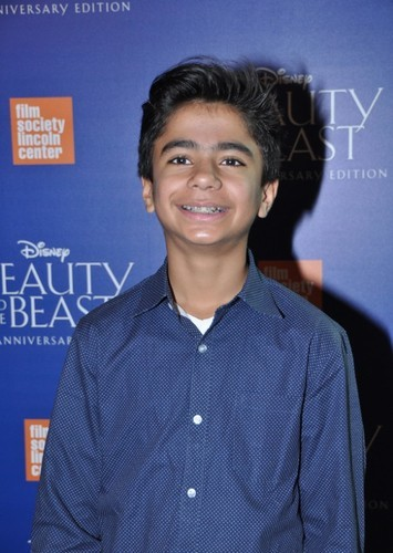 Neel Sethi as Mowgli in The Jungle Book
