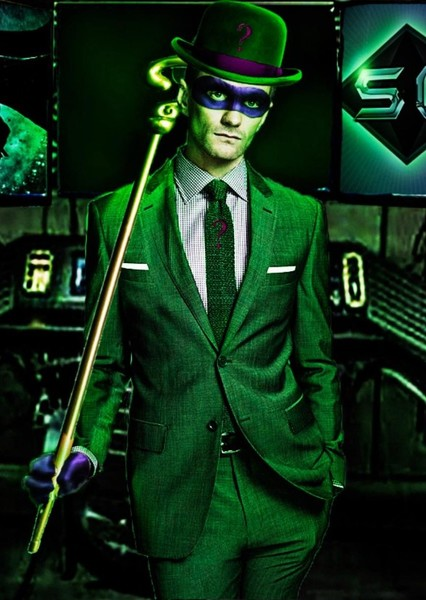 Neil Patrick Harris as Riddler in The Perfect Batman Movie