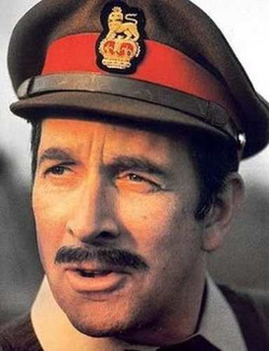 Nicholas Courtney as Brigadier Lethbridge-Stewart in Doctor Who: Season 27 (1990)