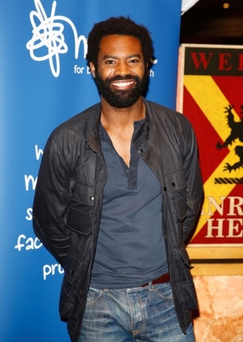Nicholas Pinnock as Man in Just So Stories