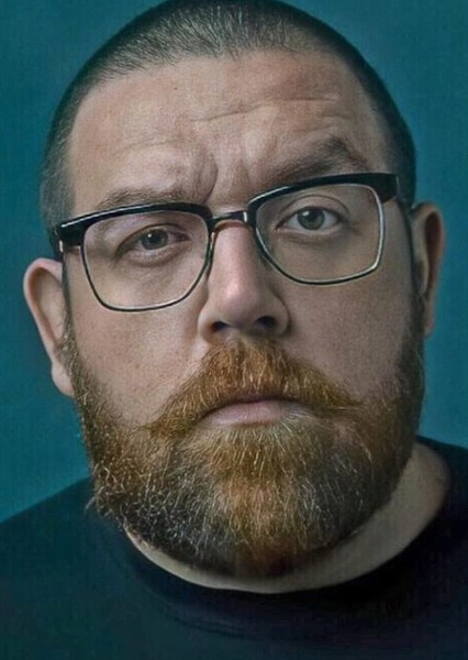 Nick Frost as Rubeus Hagrid in The PERFECT Harry Potter Reboot