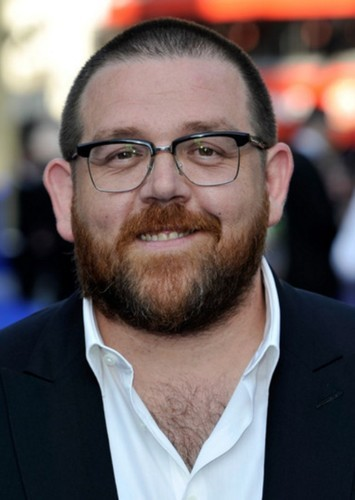 Nick Frost as J. Thaddeus Toad in The Wind in the Willows