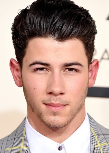 Nick Jonas as Tuxedo Mask in Sailor Moon: The Motion Picture