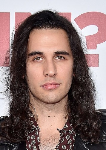 Nick Simmons as Gene Simmons in Guns N'Roses Biopic