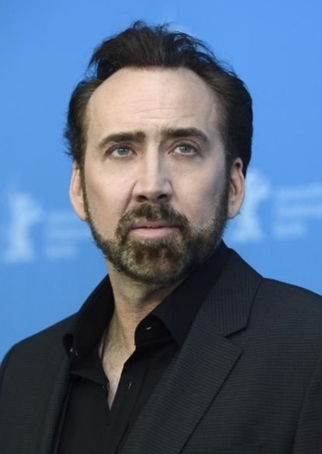Nicolas Cage as Gene Wilder in Actor Biopics
