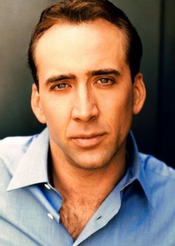 Nicolas Cage as Scarecrow in Batman Triumphant (1999)