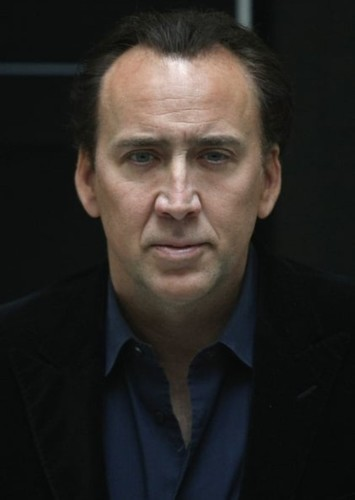 Nicolas Cage as RoboExecutioner in RoboCop Returns