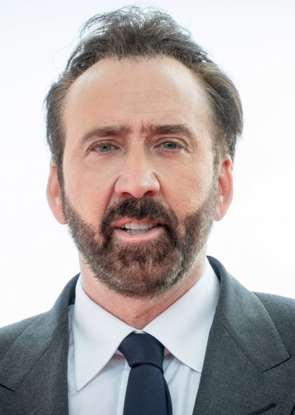 Nicolas Cage as The Neighbor Who Doesn't Believe In Ghosts in No Context/Typical Ghost/Haunted House Movie