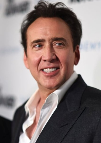 Nicolas Cage as Vence Hector in Mario Strikers Charged 2: Football (Update!)