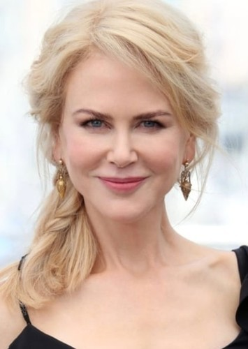 Nicole Kidman as Kaa in The Jungle Book