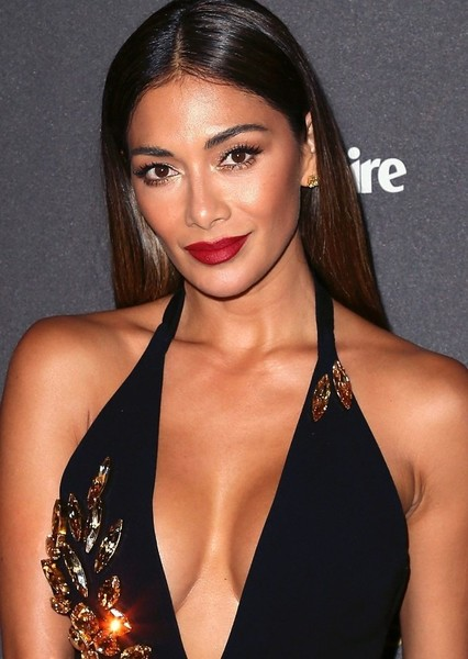 Nicole Scherzinger as Carrie Ann Inaba in Dancing With the Stars - Season 29