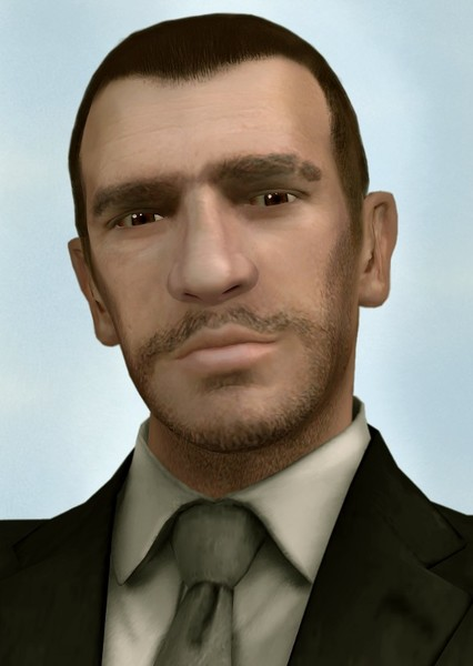 Niko Bellic as Niko in Doctor Niko: Number 3 (2021)