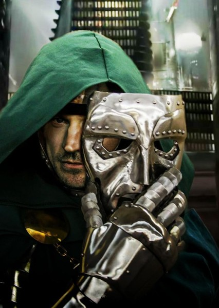 Nikolaj Coster-Waldau as Doctor Doom in Marvel Cinematic Universe