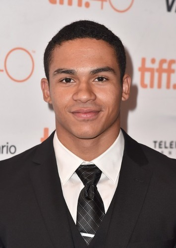 Noah Gray-Cabey as Patriot / Elijah Bradley in Secret Defenders