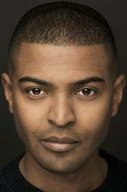 Noel Clarke as Andre Mitchell in Telltale's The Walking Dead