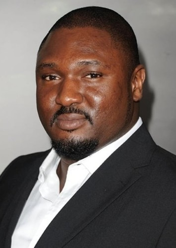 Nonso Anozie as Aaden Asad in Hijack