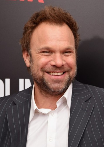 Norbert Leo Butz as Big bud Dean in Heathers: the musical movie