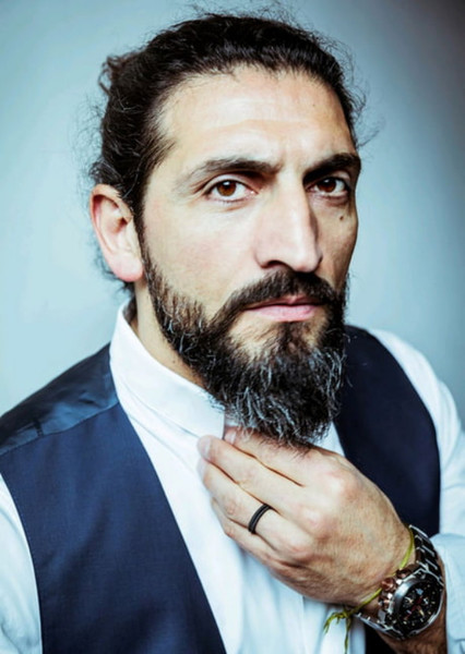 Numan Acar as Rameses in Uncharted