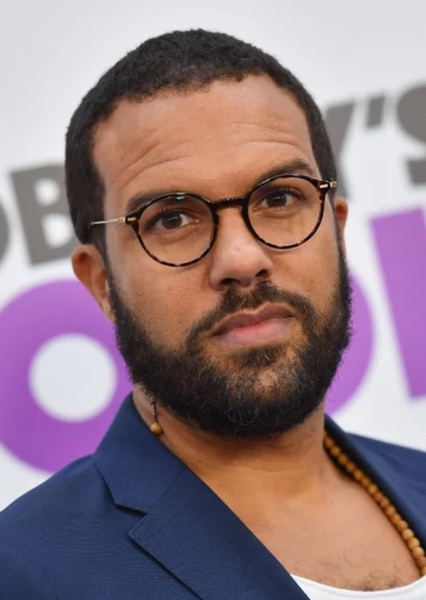 O.T. Fagbenle as Taskmaster in Cabal
