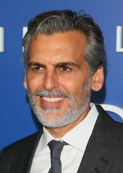 Oded Fehr as Chedorlaomer in The Bible