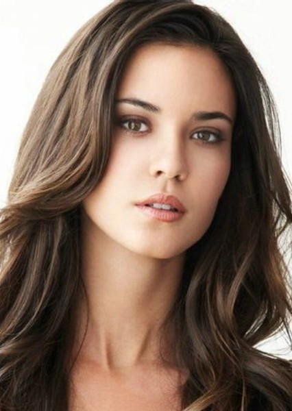 Odette Annable as Harper in Power Rangers (2007)