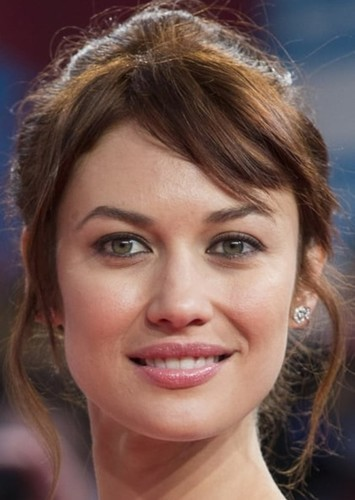 Olga Kurylenko as Katya Kasanova in Archer (Live  Action Reboot)