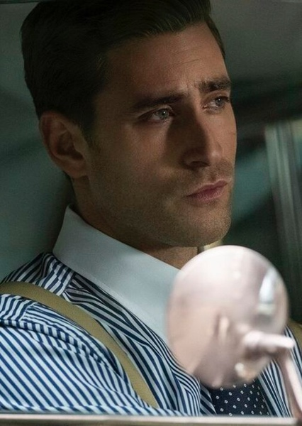 Oliver Jackson-Cohen as Harvey Dent in The Batman 2021 | Future Films