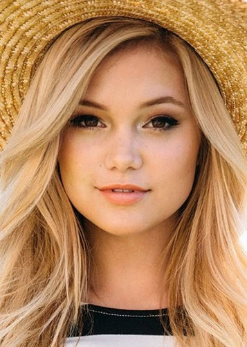 Olivia Holt as Disney Channel in Faceclaims