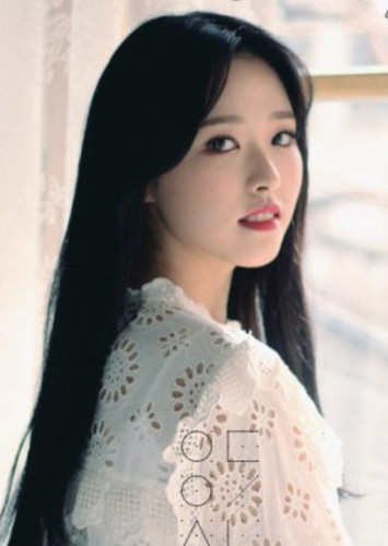 Olivia Hye (Son Hyejoo) as Violet Parr in Non/Disney Characters