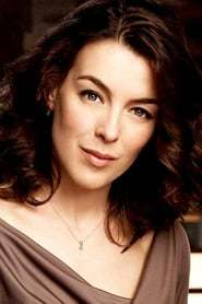 Olivia Williams as Greer Garson in A Professional Cad