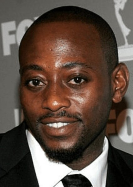 Omar Epps as W'Kabi in Black Panther (2001)