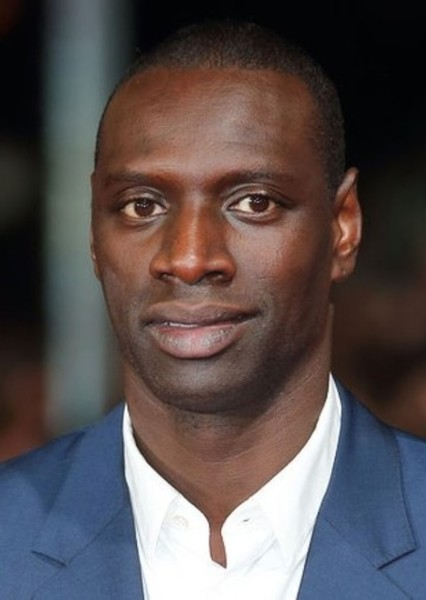 Omar Sy as Chef Louis in The Little Mermaid (Live Action African American Version)