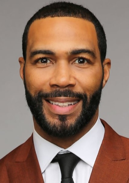 Omari Hardwick as Kurtis Blow in DMC