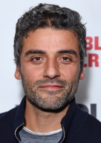 Oscar Isaac as Rick in Casablanca